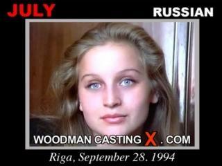 July casting
