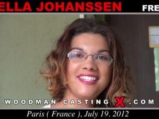Stella Johanssen casting