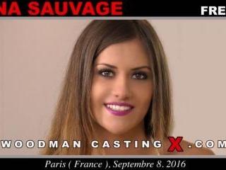 Mina Sauvage casting
