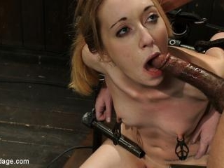 Her mouth hole is the pleasure zone