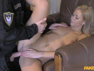 Cops Charm Gets MILF Wet