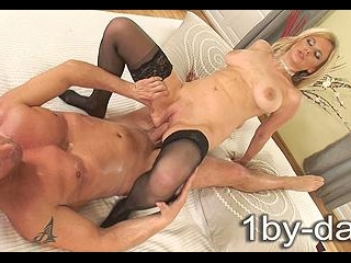 House wife gets her pussy taxed!