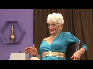 Hattie in Holistically Hattie, The Interview