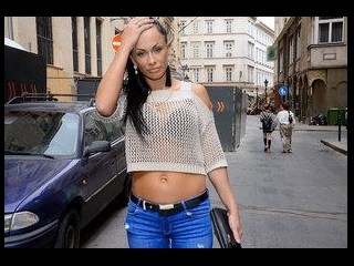Busty Euro Chick\'s Epic Facial
