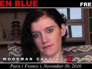 Eden Blue casting