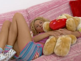 Cute Brianna Gets double Penetrated