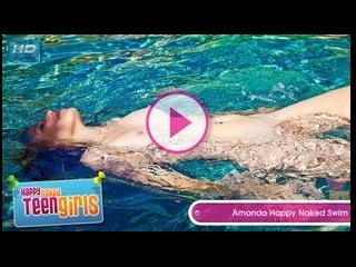 Amanda presents Happy Naked Swim