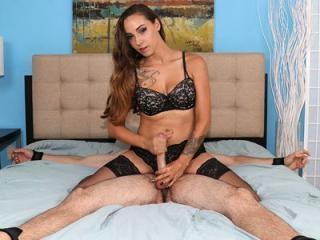 Sasha Foxx: Tickled and Abused