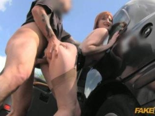 This Redhead Temptress Is Here Again!