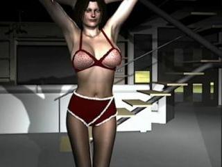 Jersey Shore Whore - Fabulous 3D hentai porn video