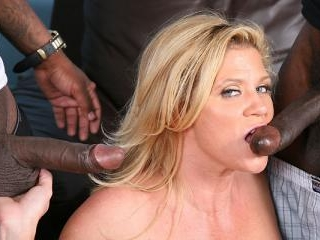 Ginger Lynn - Blacks On Blondes