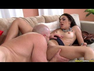 Watch this hot Latina ass bounce all over