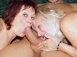 Mature Wives Remy and Paula Having Three-way