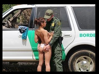 Border Patrol Sex - Sara Luvv 5