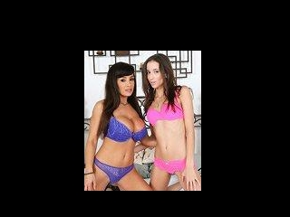 Lisa Ann with Belle Knox LIVE