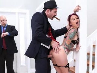 The Don Whacks My Wife\'s Ass