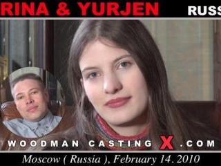 Marina & Yurjen casting