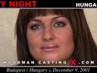 Amy Night casting
