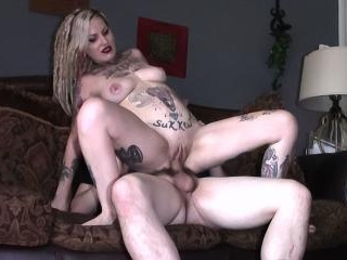 Cheating On Her Man With A Big Cock - Tyler & Shan