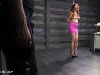 Disciplined For Dick: Slave Training Raquel Roper!