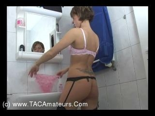 Pink Pantie Wash