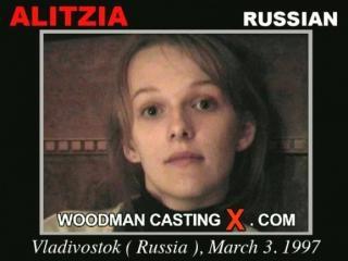 Alitzia casting