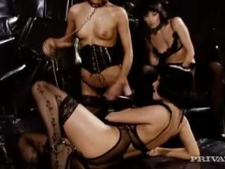 Zoe, Suzie and Carina in Erotic sluts get kinky
