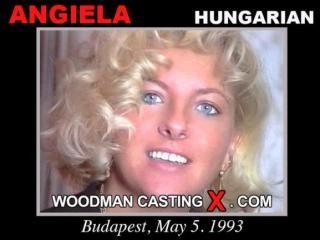 Angiela casting