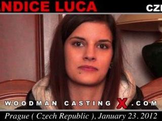 Candice Luca casting
