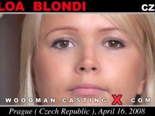 Alloa Blondi casting