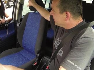 Street Whore Picked up for CarFuck