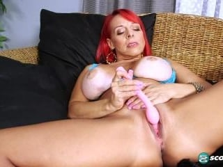 Whitney\'s tits, ass and pussy show