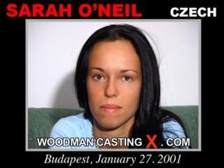 Sarah o.neil casting