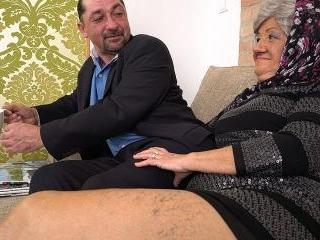 Granny wants a hard cock