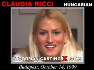 Claudia Ricci casting