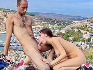 Amateur couples porn landscape