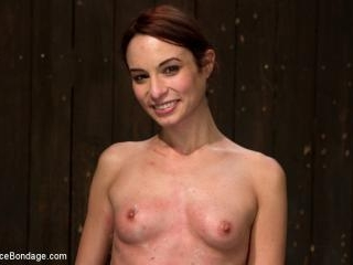 Breaking Amber Rayne Anal fisting, double penetrat