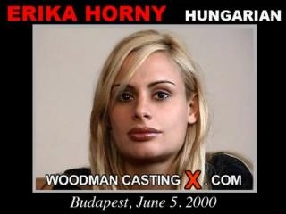 Erika Horny casting