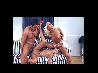 Dick and dildo fiesta!