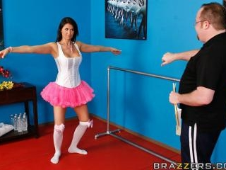 The Big Titted Ballerina