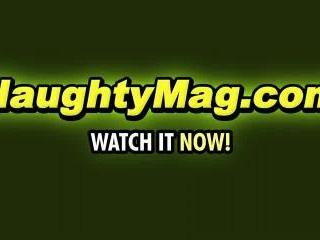 Nikki Ortiz on NaughtyMag.com