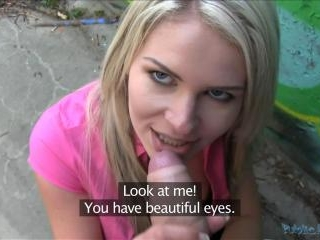 It's Always So Smooth With Blondes…