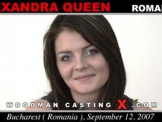 Alexandra Queen casting