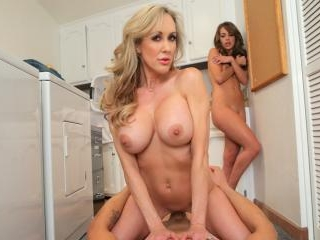 Sorority Mom Fucks Step Sister And Brother