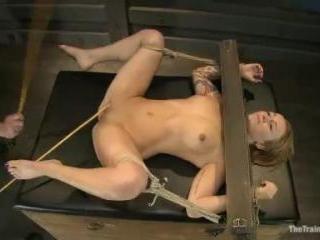 Slave Training Jessie CoxFull Anal Annihilation fo