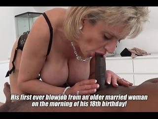 A Very Special 18th Birthday Present On The Mornin