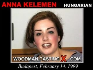 Anna Kelemen casting