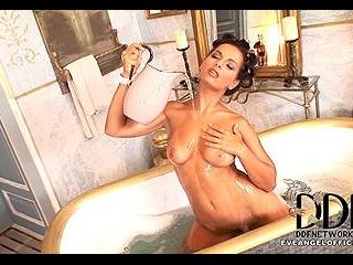Bubble Bath Masturbations