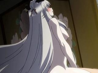 Amazing fantasy hentai movie with uncensored big t