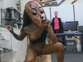 Ceremonial Sex in The XXX Pawn Shop